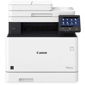 Canon Color imageCLASS MF741Cdw – Multifunction, Wireless, Mobile Ready, Duplex Laser Printer (Comes with 3 Year Limited Warranty)