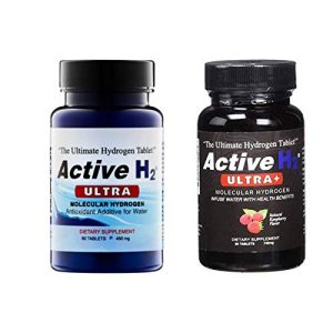 Active H2 Ultra and Active H2 Ultra+ Molecular Hydrogen Bundle