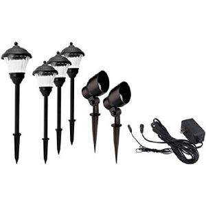 Archdale Quickfit LED Pathway Lights – 7 Piece Set!