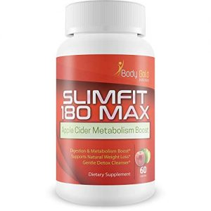 Slimfit 180 Max – Apple Cider Vinegar Pure Blend Diet That Works – Look no Further This dietworks – Apple Cider Vinegar Purely Blended Weight Loss Pills for Women are The Diet Pills That Work Hard!