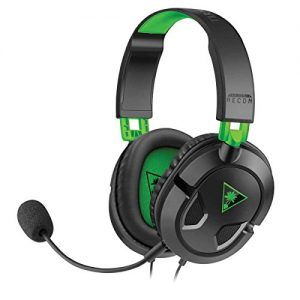 Turtle Beach – Ear Force Recon 50X Stereo Gaming Headset – Xbox One (compatible w/ Xbox One controller w/ 3.5mm headset jack) and PS4