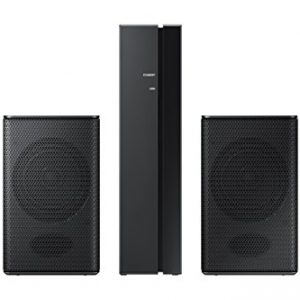 Samsung 54 W RMS SWA-8500S 2.0 Speaker System  Wall Mountable Black Model SWA-8500S/ZA