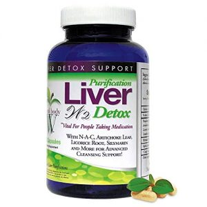 Purification Liver Support Formula Contains a powerful proprietary liver blend of N-Acetyl-Cysteine, Milk Thistle, Alpha Lipoic Acid plus Natural Herbs and Botanicals