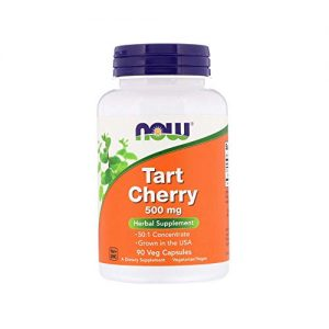 Now Supplements,Tart Cherry, 50:1 Concentrate, 90 Veg Capsules