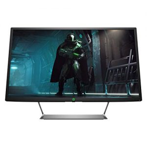 HP Pavilion Gaming 32-inch QHD Monitor with DisplayHDR 600 and AMD Freesync Technology (Black)