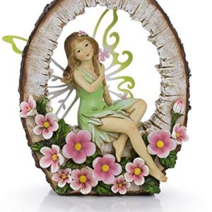 VP Home Woodland Garden Fairy Solar Light