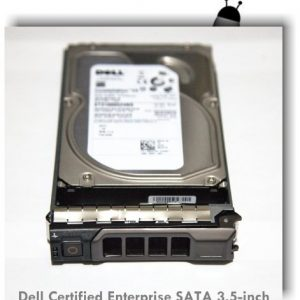 Dell Certified 1TB Enterprise Class SATA 3.5″ Hard Drive for Poweredge T310, T320, T410, T420, T610, T620 and T710 Servers. Equipped with Caddy. 342-1504