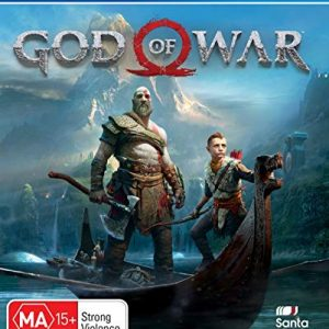 God of War – PlayStation 4 (PS4)