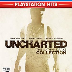 Uncharted: Nathan Drake Collection Hits – PlayStation 4